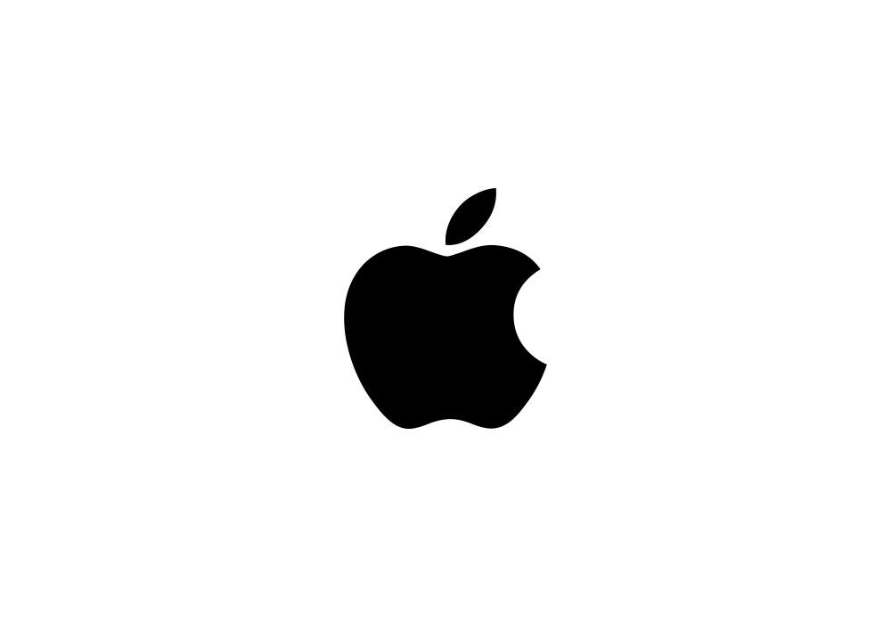 apple logo technology