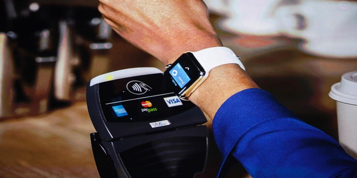 apple pay watch payment smart poster